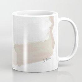 Paint Stripes Coffee Mug