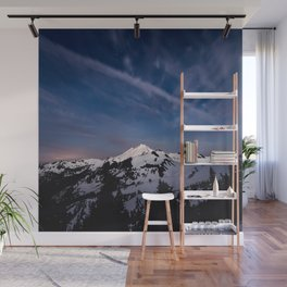 Mount Baker - Nature Photography Wall Mural