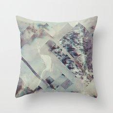 Fractions 10 Throw Pillow