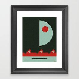 GANGRENOUS NECROSIS Framed Art Print