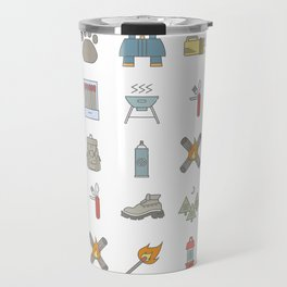 Camp Out Travel Mug