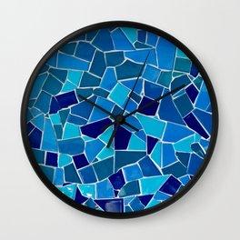 'Mosaic Tile' Wall Clock