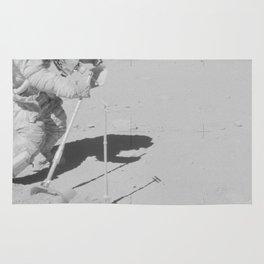 Apollo 16 - Collecting Lunar Samples Rug