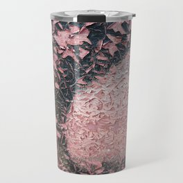 Abstract grange texture Travel Mug