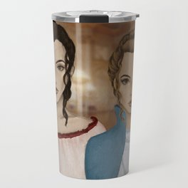 Scarlett and Tella Travel Mug
