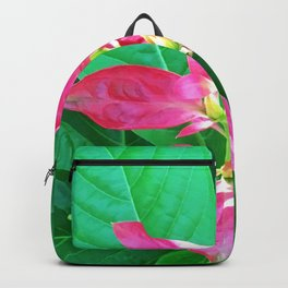 Flower #1 Color Backpack