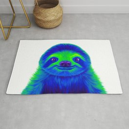 Dale the Sloth Rug