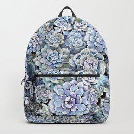 succulent garden 2 Backpack
