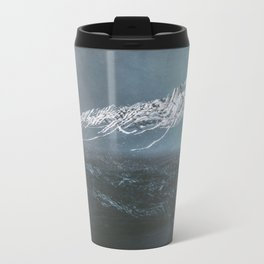 snow fingers Travel Mug