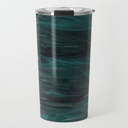 Abstract Minimalism #3 #minimal #ink #decor #art #society6 Travel Mug
