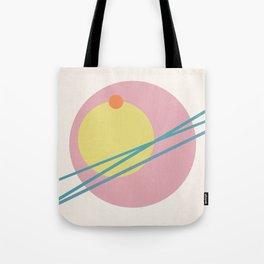 Juxtapose II Tote Bag