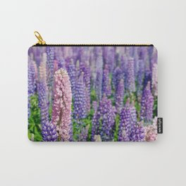 Lupins, Lake Tekapo Carry-All Pouch