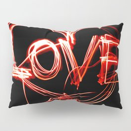 Love Heart Pillow Sham