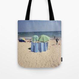 Twin Umbrella's and the Sun! Tote Bag