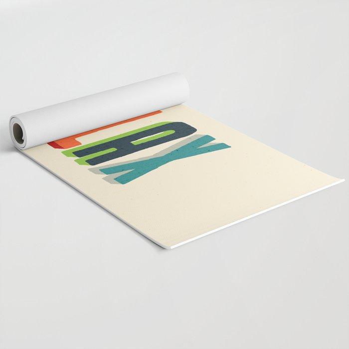 Relax Yoga Mat