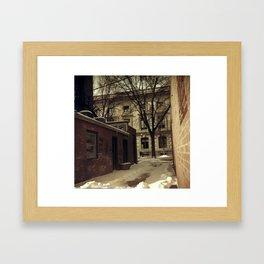 Ray Will Framed Art Print