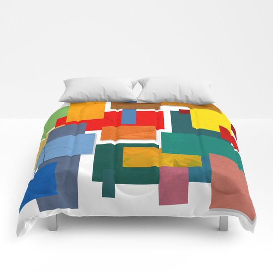 Abstract #338 Comforters