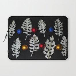 Contemporary Christmas Laptop Sleeve