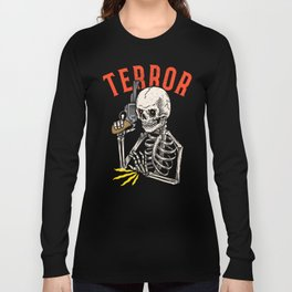 Terror Long Sleeve T-shirt