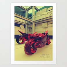 BIXE.CB7 Art Print
