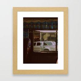 Bus Ride #2 Framed Art Print