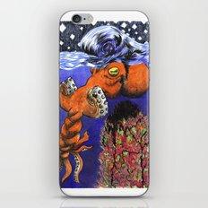 Poseidon iPhone Skin