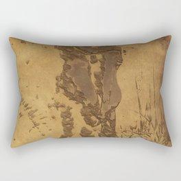 Garden of Eden Rectangular Pillow