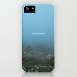 A Distant Memory iPhone Case