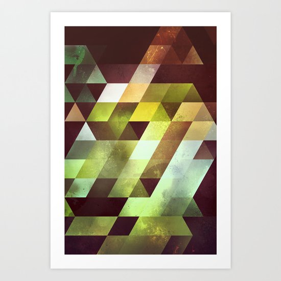 gyryk Art Print
