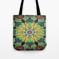 water color Tote Bags featuring Water Color by Laurkinn12