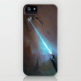 Bzzz iPhone Case