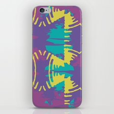 collide iPhone & iPod Skin