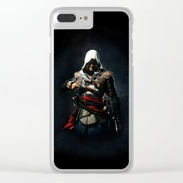 creed assassins Clear iPhone Case