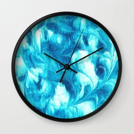Abstract #19 Wall Clock