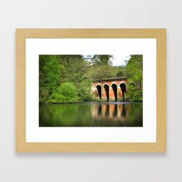 Hampstead Heath Viaduct Framed Art Print