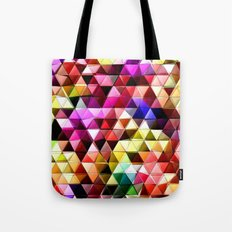 Bursting Tote Bag