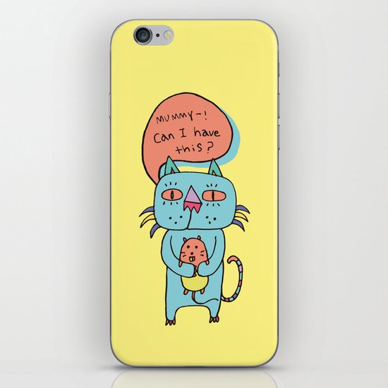 Can I have this? iPhone & iPod Skin