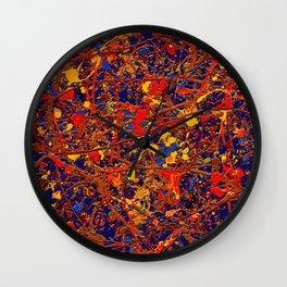 Abstract #725 Wall Clock