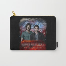 Supernatural Winchester Bros 2 Carry-All Pouch