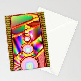 Window of fantasy  3 Stationery Cards