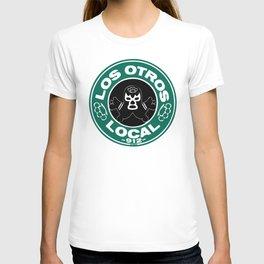 Los Otros Roundel Ver 2 T-shirt