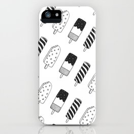 Summer Ice Lollies iPhone Case