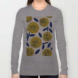 Floral_blossom Langarmshirt