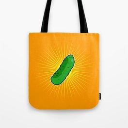 Pickle Cornichon Tote Bag