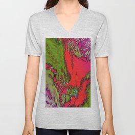 Tectonic Unisex V-Neck