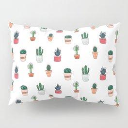 Cactus cacti Pillow Sham