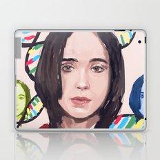 Ellen Page Laptop & iPad Skin