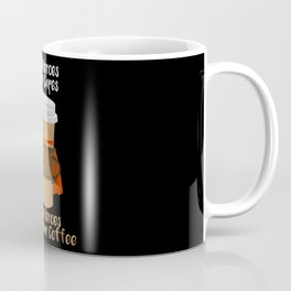 Some Heroes wear capes - Some heroes make your coffee Coffee Mug