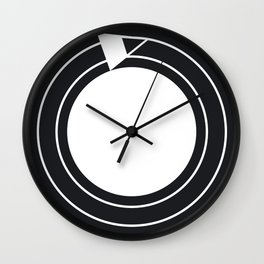 draw24 Wall Clock