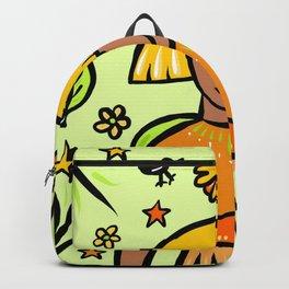 Glamazon Girl: Maple Backpack